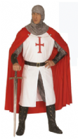 St George Crusader Knight Costume (3242)